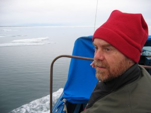 Andrew Lambert in the Arctic